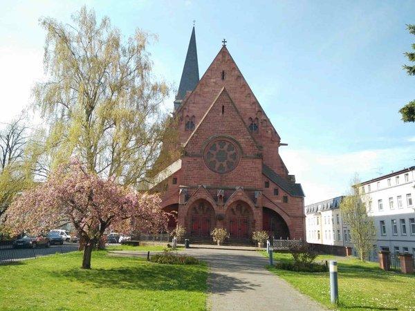Stadtteil-Tour Wiesbaden-Biebrich